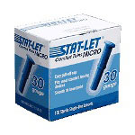 Stat Medical Devices Stat-Let Comfort Thins, Micro, 30 G, 100 per Box