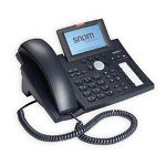 Snom Business Phone 47 Keys Big Display Black