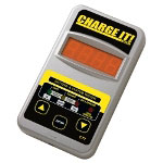 Solar 12 Volt Charge It!® Digital Battery and System Tester