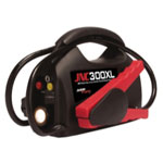Solar Jump-N-Carry Ultra-Portable Jump Starter with Flashlight - 900 Peak Amps, CEC Compliant