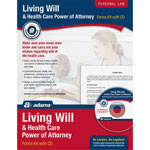 Socrates Media Living Will&Power of Attorney For Health Care Kit