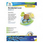 Socrates Media Residential Lease Real Estate Forms, 11 x 8 1/2, 4 Forms per Pack