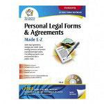 Socrates Media Personal Legal Forms & Agreements Software, with 147 Forms