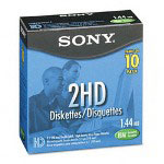 Sony 3.5 Diskettes, Ibm Format, Ds/Hd
