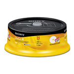 Sony DVD-R Disc, Spindle