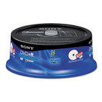 Sony DVD+R Disc, Spindle