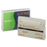 Sony Data Cartridge, Mammoth I, 8MM, 170M, 20GB
