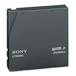Sony LTO3 Cartridge, Up to 800GB