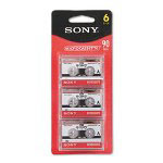 Sony Dictation Microcassettes, 90 Minutes (45 X 2)