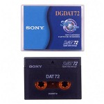Sony Data Cartridge, 4MM, DAT 72, 36GB