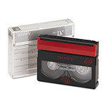 Sony Premium Grade DVC Camcorder Video Tape, 60 Minutes