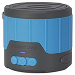 Scosche boomBOTTLE Rugged Weatherproof Speaker, Blue
