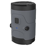 Scosche boomBOTTLE H2O Rugged Weatherproof Speaker, Gray