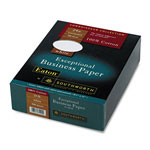 Southworth Business Paper, 8 1/2x11, 24 lb., White, 500 Sheets/Box