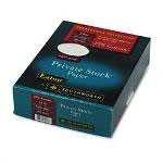 Southworth Private Stock® 25% Cotton Paper, 24 lb., 8 1/2x11, Light Gray, 500 Sheets/Box