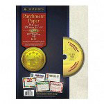 Southworth Parchment Paper Awards & Recognition Certificates with CD, 8 1/2x11, Ivory