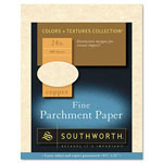 Southworth Fine Parchment Paper, Copper, 24lb, Letter