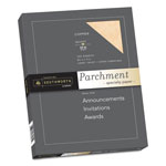"Southworth Parchment Specialty Paper, Copper, 24 lbs., 8 1/2""x11"", 100 per Box"