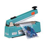 "Box Partners 8"" Impulse Sealer With Cutter"