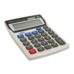 "Sparco 02188 8 Digit Angled Display Calculator, 3 7/8""x5""x3/4"""