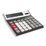 "Sparco 02191 Twelve Digit Desktop Calculator, 7""x6""x1 1/2"""