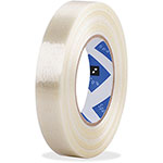 "Sparco Filament Tape w/3"" Core, 300lb Cap, 1/RL, WE"