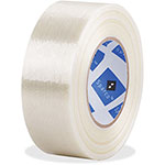 "Sparco Filament Tape w/2"" Core, 300lb Cap, 1/RL, WE"