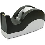 "Sparco Tape Dispenser, 1"", Black"
