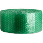 "Sparco Recycling Bubble Cushioning, 12"" x 125', 1RL/CT, GN"