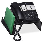 "Sparco Phone Stand, Steel Mesh, 10 1/2""Wx10 1/4""Dx4 1/4""H, Black"
