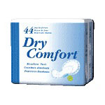 Tena Dry Comfort Pad, Moderate Absorbency