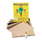 Riverside Paper Tru Ray Multicultural Construction Paper