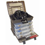S.U.R. And R Auto Parts Deluxe A/C Line Repair Kit