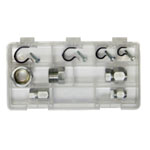 S.U.R. And R Auto Parts A/C Compression Block Off Kit