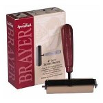 Speedball Art Products Company Rubber Brayer