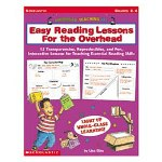 Scholastic Easy Reading Lessons for the Overhead