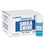 Sheila Shine Stainless Steel Polish and Cleaner, 10 Ounce