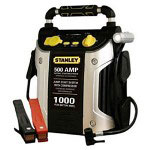 Stanley Bostitch J5C09 500 Amp Jump Starter with Compressor