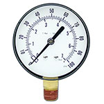 "Star Products 2-1/2"" Replacement Gauge for STATU113, 100 PSI"