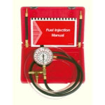 Star Products Fuel Injection Pressure Tester with Schrader Adapters