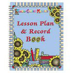 Teacher Created Resources Lesson Plan and Record Book