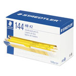 Staedtler Woodcase Pencil, 144/Pk