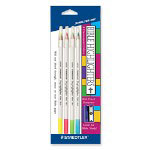 Staedtler Dry Highlighter Pencil, Smudge Resistant, Red Lead