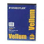 Staedtler Mars® All Purpose Translucent Vellum, 8 1/2 x 11, 50 Sheet Pad