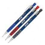 Staedtler Automatic Pencil with Rubber Grip and Metal Clip, .5mm, Assorted
