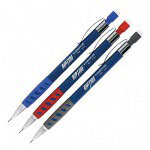 Staedtler Automatic Pencil with Rubber Grip and Metal Clip, .7mm, Assorted
