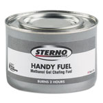 Handy Fuel Handy Fuel Methanol Gel Chafing Fuel, 189.9g, Two-Hour Burn, 72/carton