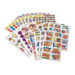 Trend Enterprises Super Assortment Sticker Pack