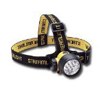 Streamlight Trident LED / xenon Yellow Headlamp