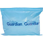 "Stout Odor Guardian Bag, 100% Recyl'd, USA Made, 16"" x 12"", Blue"